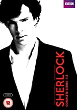 Sherlock - Series 1-3 2010