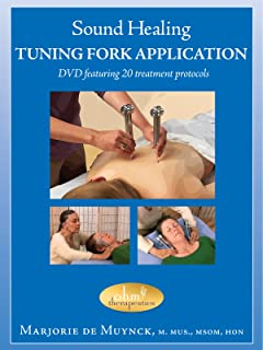 Ohm Therapeutics Sound Healing Tuning Fork Application