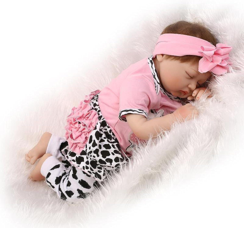 YANRU Store Newborn Baby Doll Silicone cm Full 55 55% OFF Body