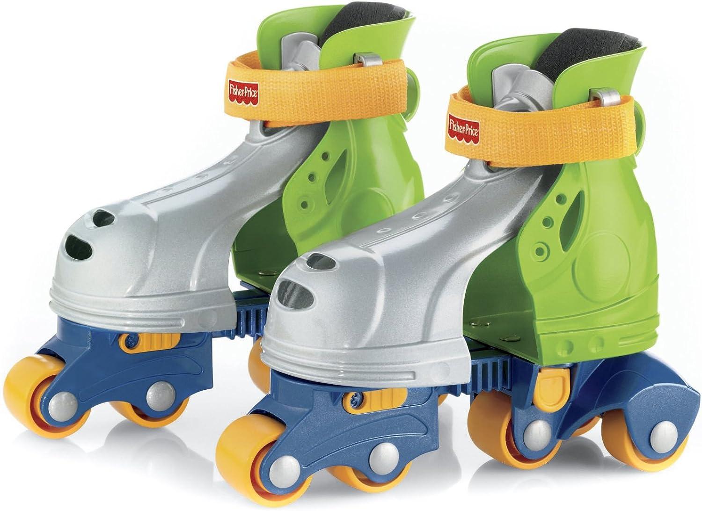 diseñador en linea Grow Grow Grow with me - Patines En Línea 1-2-3 (Mattel)  Envío rápido y el mejor servicio