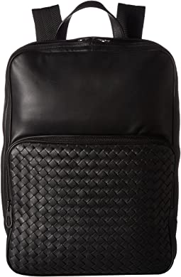 Bottega Veneta Leather/Nylon Backpack