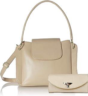 Fargo Women's Handbag With Clutch (Set of 2)