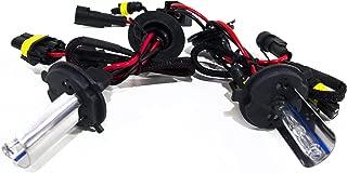 Race Sport H4-6K-SB-RB Replacement Bulb, Pair