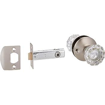 Baldwin 6502.009 Pre-Drilled Door Adaptor,2.125 2.125 Baldwin Hardware Corpororation 529172