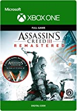 Assassin's Creed III: Remastered - Xbox One [Digital Code]