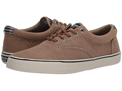 Sperry Striper II CVO Distressed (Khaki) Men