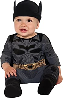 Dark Knight Batman Onesie Baby Costume