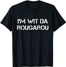Wit Da Rougarou Funny Cajun Swamp Monster Tshirt