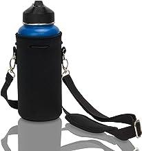 Made Easy Kit Neoprene Water Bottle Carrier Holder Bag Pouch with Adjustable Shoulder..