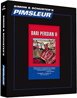 Pimsleur Dari Persian Level 2 CD: Learn to Speak and Understand Dari Persian with Pimsleur Language Programs (2) (Comprehensive)