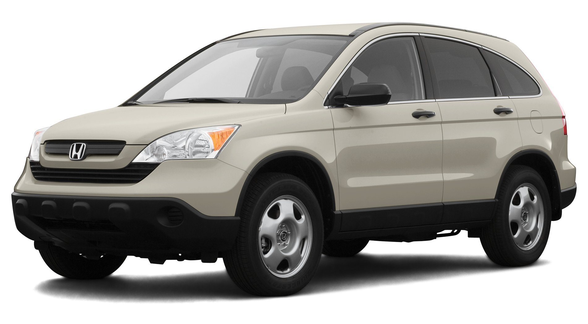 ... 2007 Honda CR-V LX, 2-Wheel Drive 5-Door