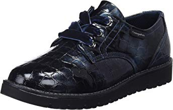 Conguitos Charol, Zapatos de Cordones Derby para Niñas