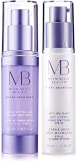 Meaningful Beauty – Renewing Day Protection System – for Firming and Radiance – 2 Piece Kit – MT.2060
