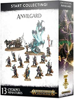 comprar comparacion Games Workshop Start Collecting! Anvilgard