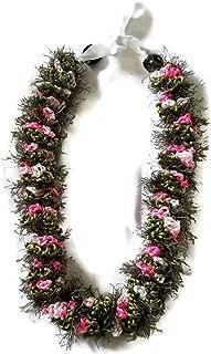 Crochet realistic Flower Lei
