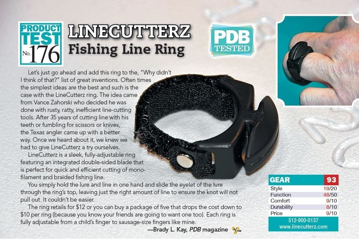 Line Cutterz The Quick Fishing Line Cutting Solution