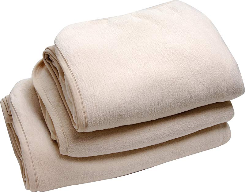 Under The Nile Twin Nursery Blanket Natural