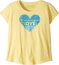 Love Heart Smiling Smooth™ Tee (Little Kids/Big Kids)