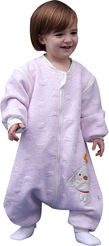 Angelife Baby Toddler Early Walker Sleeping Bag Organic Wearable Blanket