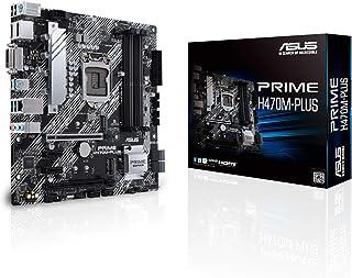 ASUS INTEL H470 搭載 LGA1200 対応 マザーボード PRIME H470M-PLUS 【 MicroATX 】
