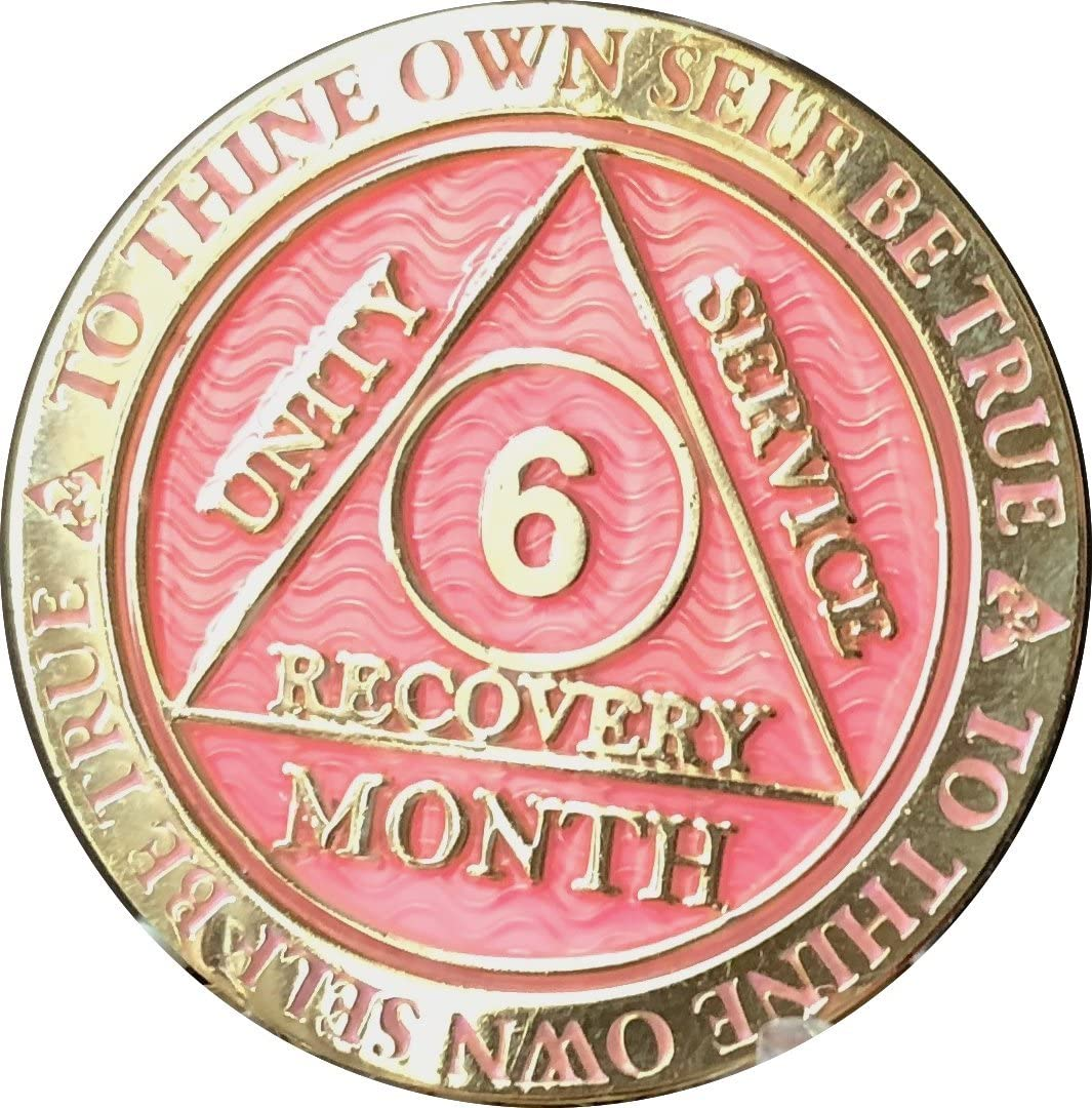 Ranking TOP20 6 Month AA Medallion Reflex Ranking TOP1 Pink Plated Gold Chip