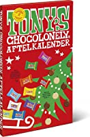 Tony's Chocolonely MEGA Kerst Adventskalender - Mini Chocolade Mix - Kerst Chocolade - Kerstcadeau