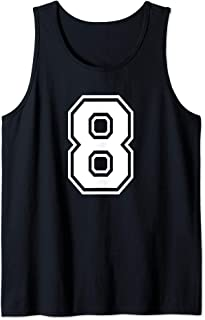 Best numbered tank tops Reviews