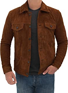 Best mens tall suede jacket Reviews