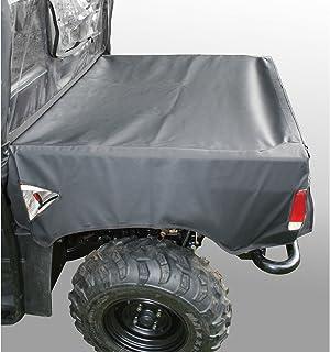 Rugged Ridge 63315.01 Black Bed Tonneau Cover for Yamaha Rhino