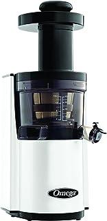 Omega VSJ843RW Extracteur de Jus Vertical Blanc