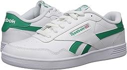 White/Emerald/White