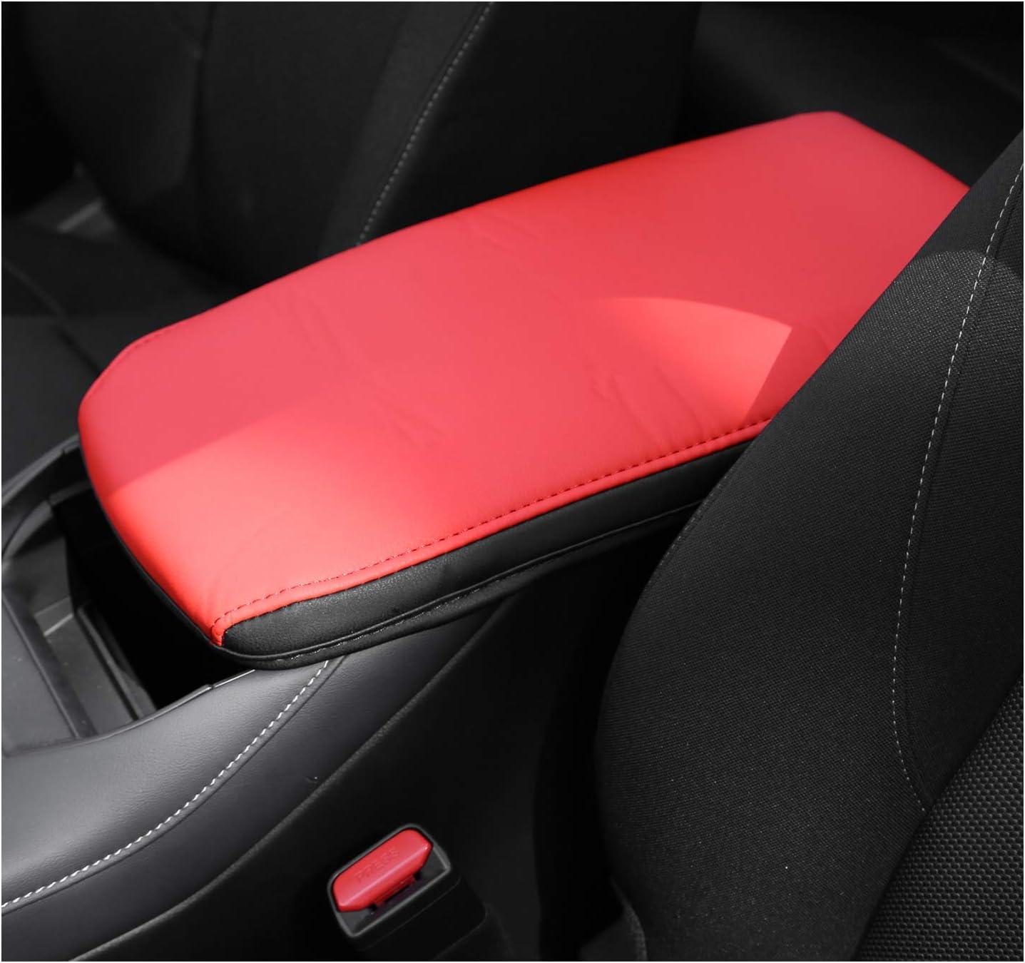 SHAOHAO Mittelarmlehne Abdeckung f/ür Mazda CX-30 DM 2019 Mittelarmlehnenabdeckung Zubeh/ör Mittelkonsole Armlehnenbezug