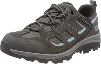 Jack Wolfskin VOJO 3 TEXAPORE LOW W dames Outdoorschoenen.