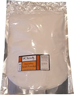 PC NetwoRx Pure Ascorbic Acid (Vitamin C) Powder (3 Pound)