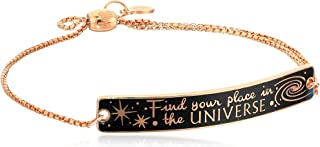 Alex and Ani 女士 Wrinkle In Time - Find Your Place in the Universe 拉式手镯手链