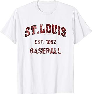 Player Tshirt Game Day Shirt Cardinals Baseball T-shirt Baseball Gift Baseball Shirt Cardinal Fans T-shirt Gift For Her Team Tshirt