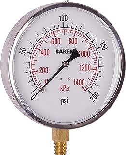 Best baker dial gauge Reviews