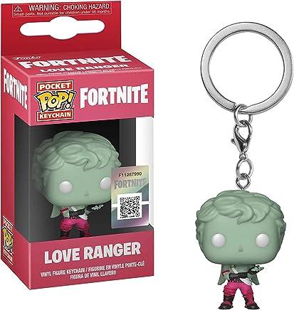 Amazon.com: Funko Love Ranger: Fortnite x Pocket POP! Mini ...
