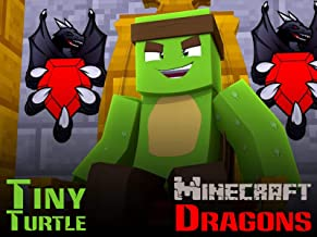 Clip: Tiny Turtle Minecraft Dragons