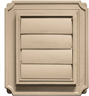 Builders Edge 140137079069 Vent, Tan