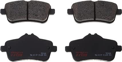 TRW TPC1630 Black Premium Ceramic Rear Disc Brake Pad Set