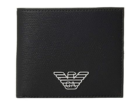 Emporio Armani Plain PVC Wallet