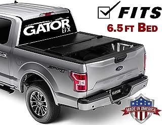 Gator EFX Hard Folding Truck Bed Tonneau Cover | GC44009 | Fits 07-14 Toyota Tundra6' 6