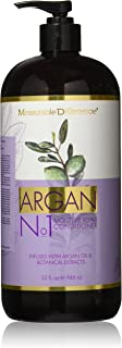 measurable difference argan oil