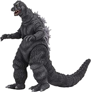 "NECA Godzilla: Mothra vs Godzilla 1964 Godzilla Action Figure, Multi-colored, 7"" (302192)"