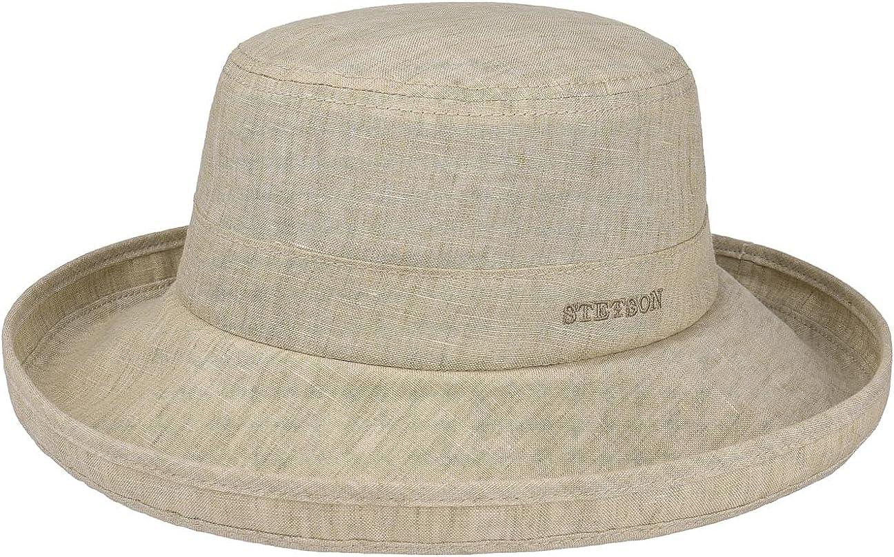 Stetson Lonoke Linen Hat Women -