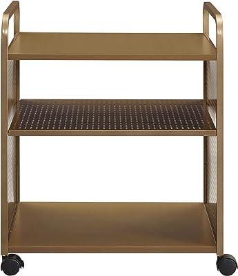 Multicolor ACME Furniture Cargo Serving Cart