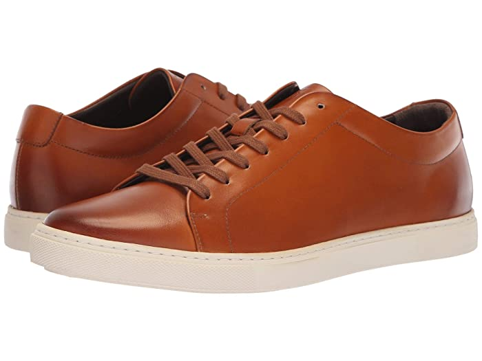 Allen Edmonds  Canal Court (Walnut/White) Mens Lace up casual Shoes