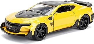 Jada 1:32 Metals Transformers - Bumblebee 2016 Chevrolet Camaro Diecast Model Car