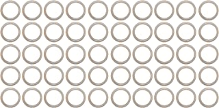 Urethane Pack of 25 Sterling Seal OR90CLRURE009X25 009 90 D O-Ring